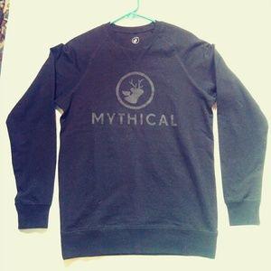 Mythical Jackalope sweatshirt